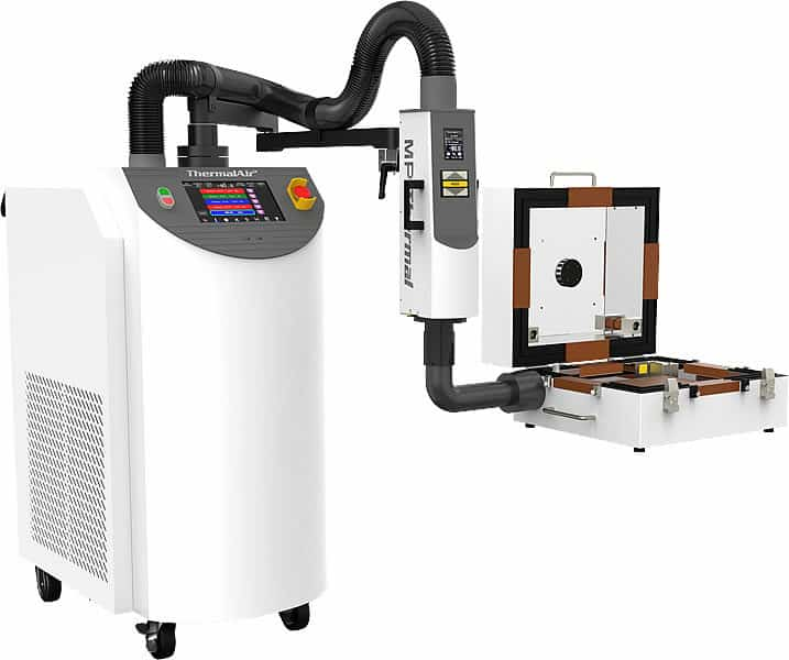 Thermal Air Forcing System | Temperature Forcing System | Environmental Test Chamber | Test Chambers