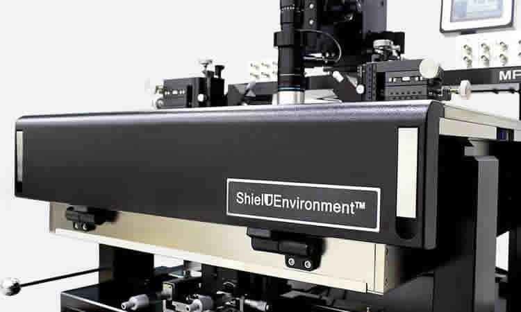 EMI Shielded Environmental Chamber | Ultra-low noise | Low Capacitance Measurements | Environmental Chamber