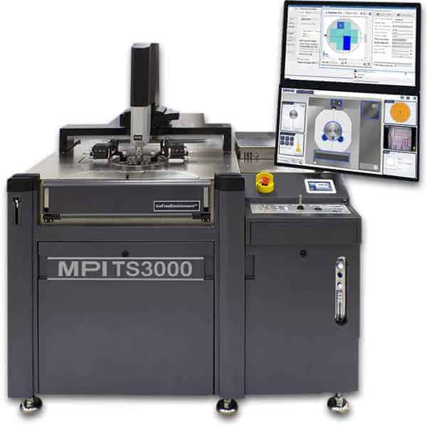 MPI TS3000 - 300 mm Automated Probe System with IceFreeEnvironment™