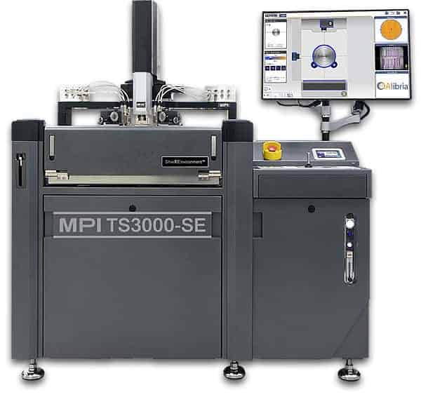 MPI TS3000 - 300 mm Automated Probe System with ShielDEnvironment™
